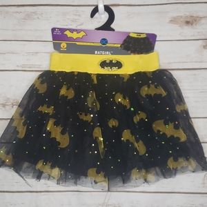 New Rubies Batgirl Toto Skirt 6+ One size DC